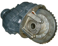 Professionally Rebuilt Meritor Differentials.